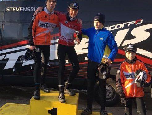 Cyclocross – Team erneut Gesamtsieger beim Stevens Cup