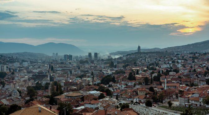 Reisebericht aus Sarajevo 2019