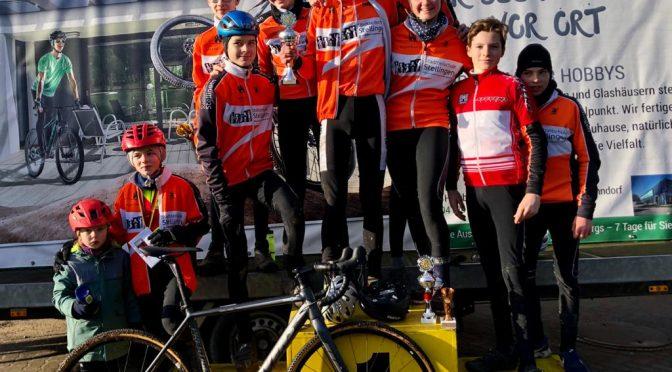 Das Stellingen Racing Team gewinnt den Stevens Cup 2019/2020